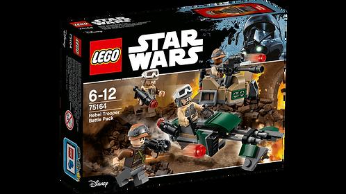 LEGO 75164 STAR WARS - Rebel Trooper Battle Pack