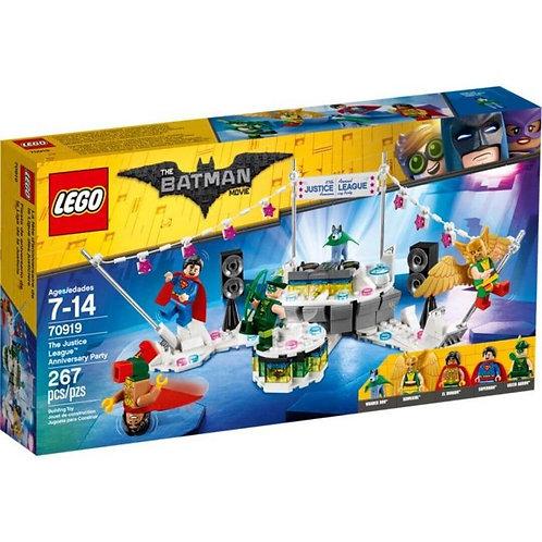 LEGO 70919 BATMAN - The Justice League™ Anniversary Party