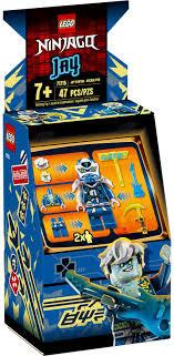 LEGO 71715 NINJAGO - Jay Avatar - Arcade Pod