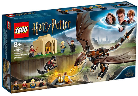 LEGO 75946 HARRY POTTER - Hungarian Horntail Triwizard Challenge