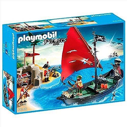 PLAYMOBIL 5646 PIRATES - PIRATE CLUB
