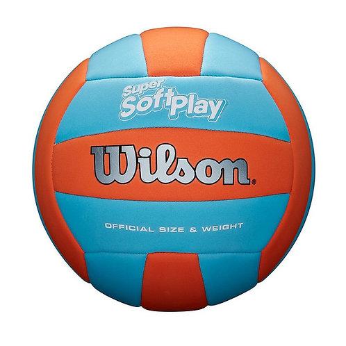 WILSON SUPER SOFT PLAY VB ORBLU