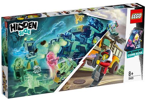 LEGO 70423 HIDDEN SIDE - Paranormal Intercept Bus 3000