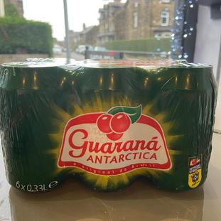 Guarana 6 Pack