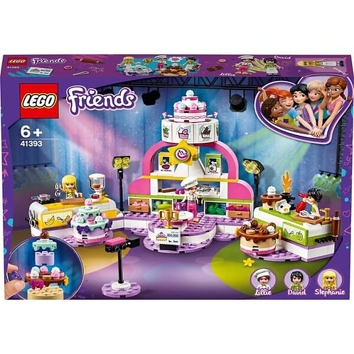 LEGO 41393 FRIENDS - Baking Competition