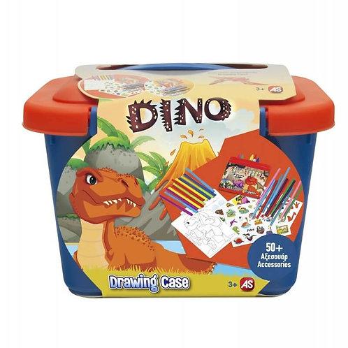 DRAWING CASE DINOS (1023-77205)