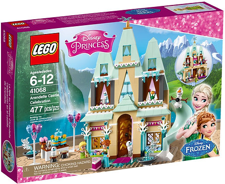 LEGO 41068 DISNEY PRINCESS - Arendelle Castle Celebration