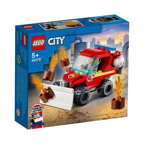 LEGO 60279 CITY - Fire Hazard Truck