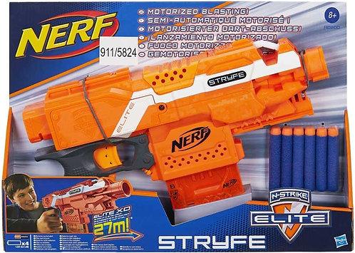 NERF ELITE STRYFE BLASTER