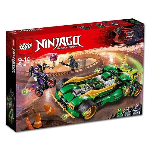 LEGO 70641 NINJAGO - Ninja Nightcrawler