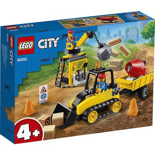 LEGO 60252 CITY - Construction Bulldozer