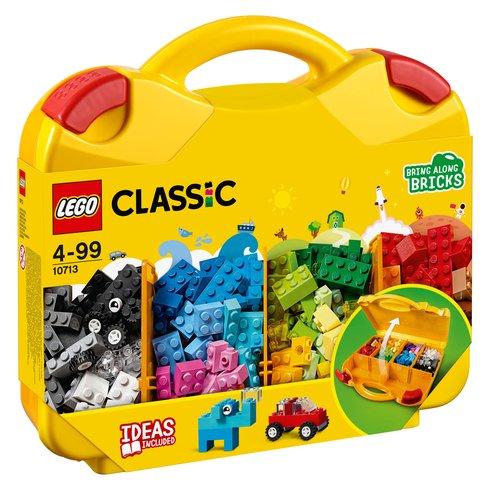 LEGO 10713 CLASSIC - Creative Suitcase Set