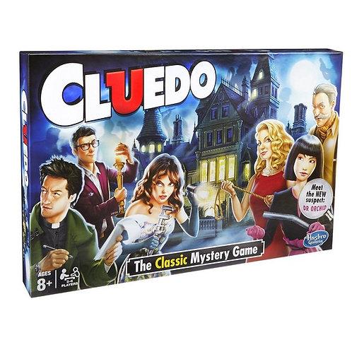 Cluedo in English