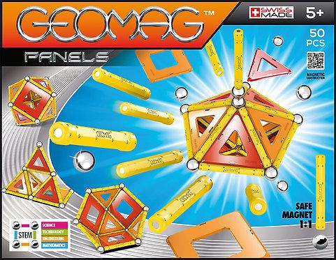 GEOMAG PANELS SET - 50 PCS