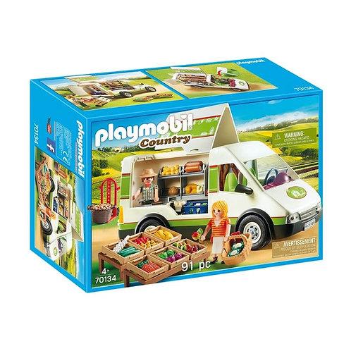 PLAYMOBIL 70134 COUNTRY - Mobile Farm Market