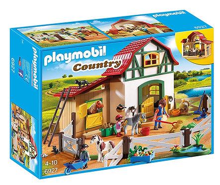 PLAYMOBIL 6927 COUNTRY - Pony Farm
