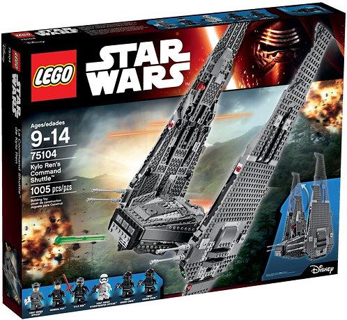 LEGO 75104 STAR WARS - Kylo Ren's Command Shuttle