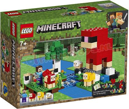 LEGO 21153 MINECRAFT - The Wool Farm