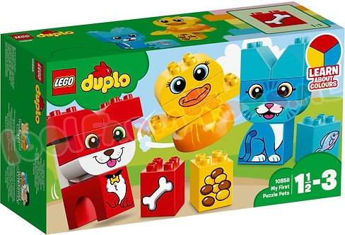 LEGO 10858 DUPLO - My First Puzzle Pets