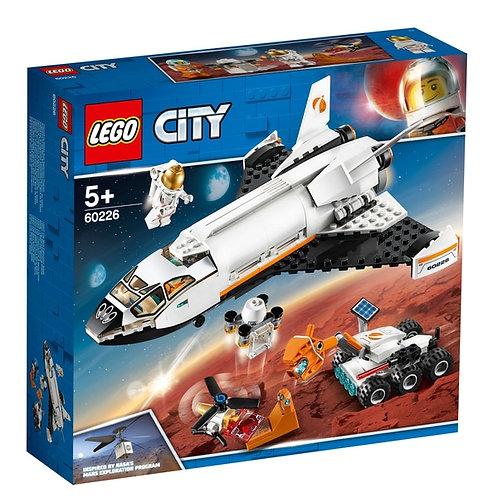 LEGO 60226 CITY - Mars Research Shuttle