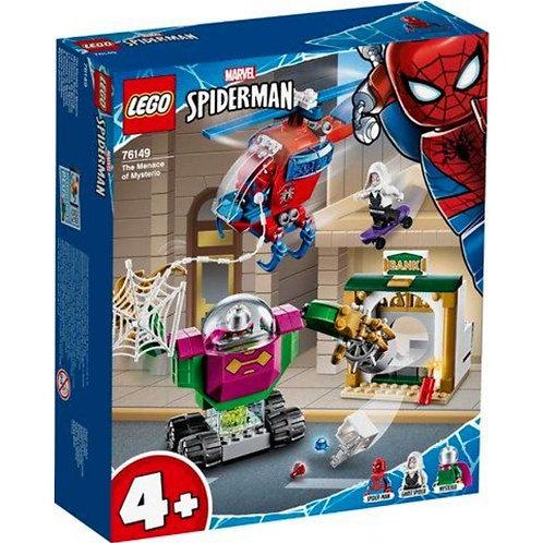 LEGO 76149 MARVEL - The Menace of Mysterio