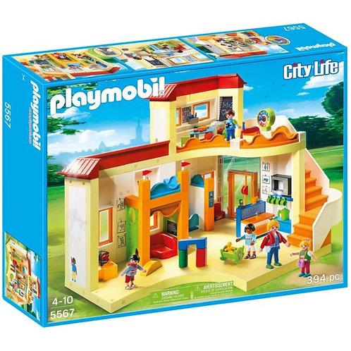 PLAYMOBIL 5567 CITY LIFE - Sunshine Preschool