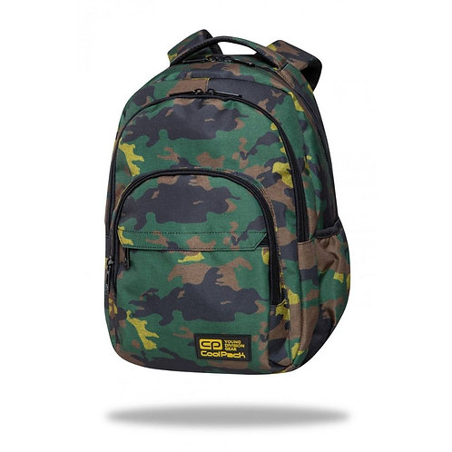 COOLPACK - BASIC PLUS - BACKPACK - MILITARY JUNGLE