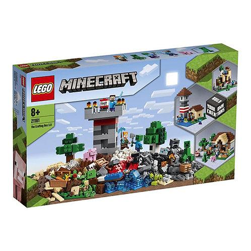 LEGO 21161 MINECRAFT - The Crafting Box 3.0