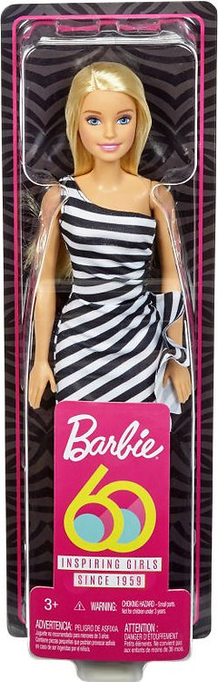 BARBIE MINI DRESS - 60 YEARS (GJF85)