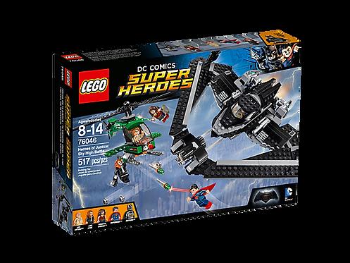 LEGO 76046 SUPER HEROES - Heroes of Justice: Sky High Battle
