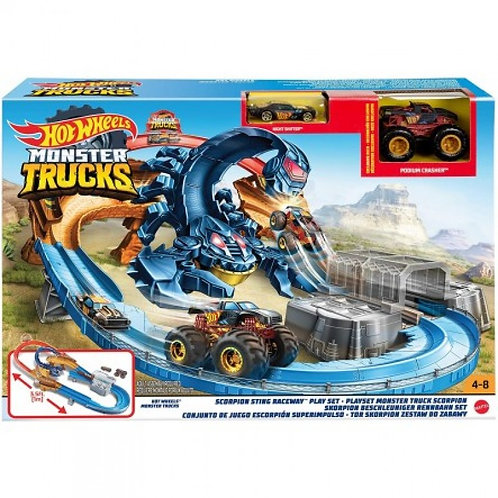 HOT WHEELS SCORPION STING RACEWAY(GNB05)