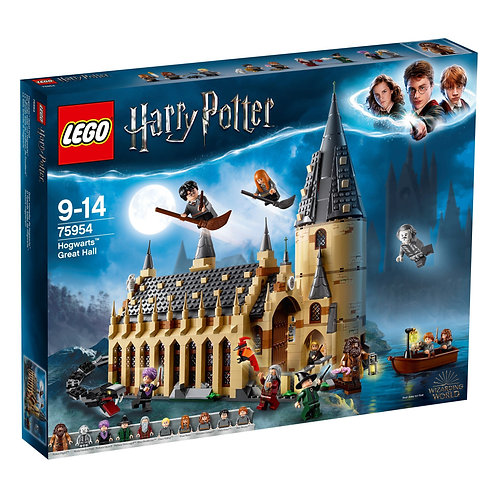 LEGO 75954 HARRY POTTER -  Hogwarts™ Great Hall