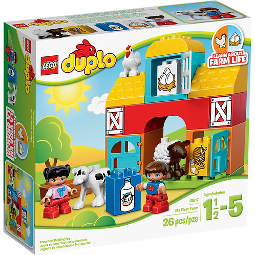 LEGO 10617 DUPLO - My First Farm
