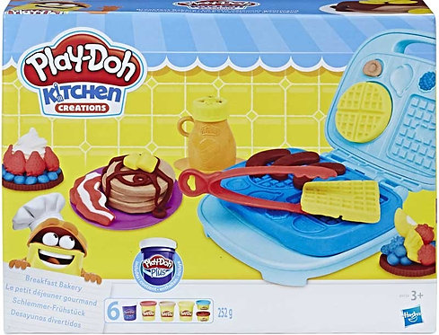 PLAY-DOH KITCHEN CREATIONS BREAKFAST BAKERY (B9739)