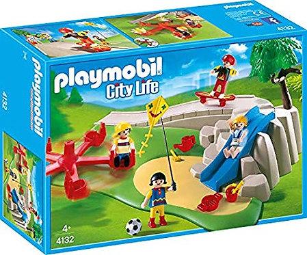 PLAYMOBIL 4132 CITY LIFE - Superset Playground