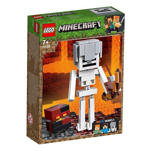 LEGO 21150 MINECRAFT - Skeleton BigFig with Magma Cube