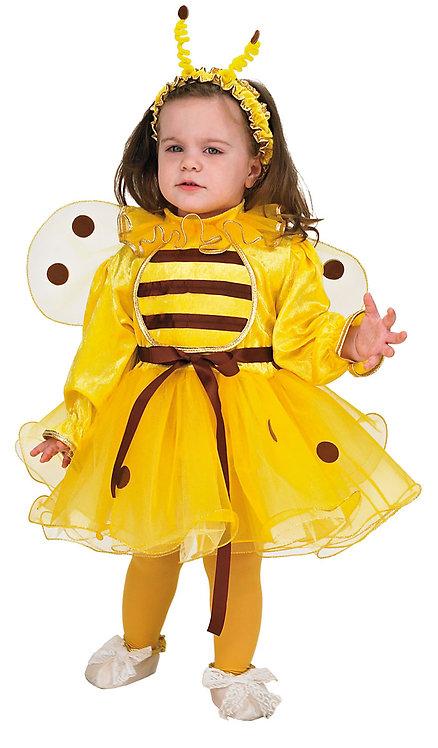 CARNIVAL COSTUME LITTLE BEE GIRL