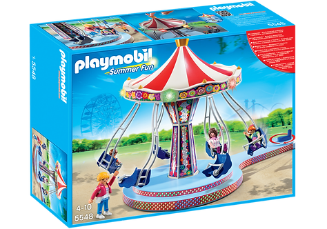 PLAYMOBIL 5548 SUMMER FUN - Flying Swings