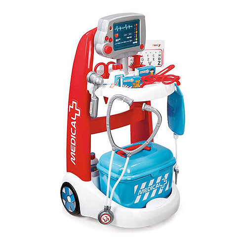SMOBY MEDICAL RESCUE (7/340202)