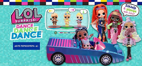 LOL Surprise dolls and Accessories