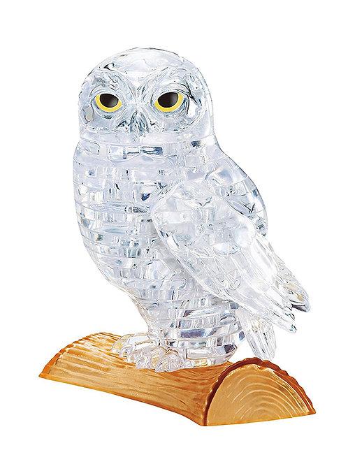 CRYSTAL PUZZLE OWL UVC