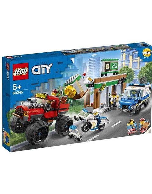 LEGO 60245 CITY - Police Monster Truck Heist