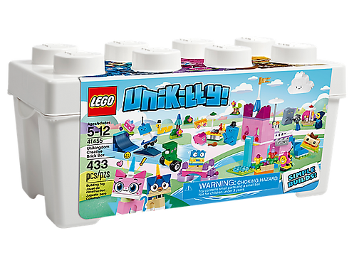LEGO 41455 UNIKITTY - Unikingdom Creative Brick Box