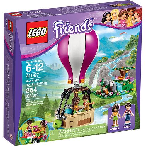 LEGO 41097 FRIENDS - Heartlake Hot Air Balloon