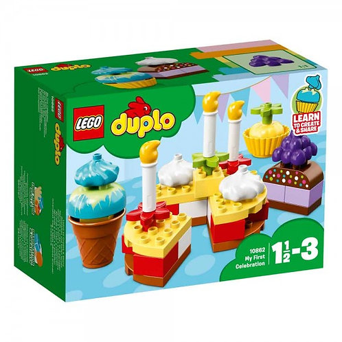 LEGO 10862 DUPLO My First Celebration