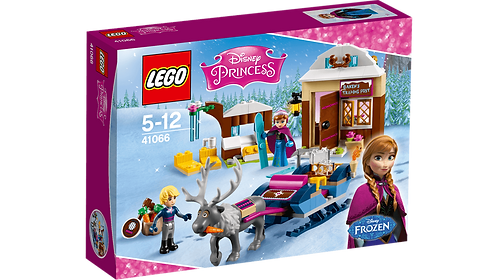 LEGO 41066 FRIENDS - Anna & Kristoff's Sleigh Adventure