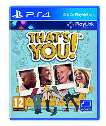 PS4 THAT'S YOU!