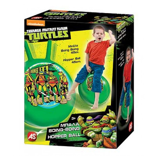 TURTLES HOPPER BALL