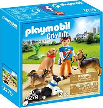 PLAYMOBIL 9279 CITY LIFE - Dog Trainer