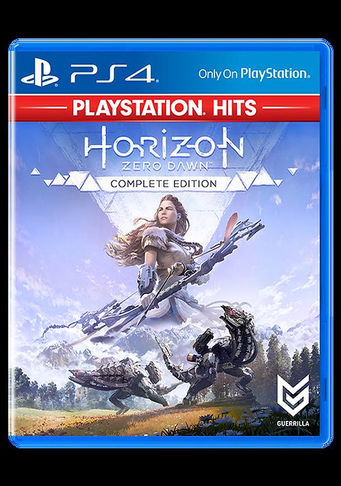 PS4 HORIZON ZERODAWN COMPLETE EDITION (HITS)